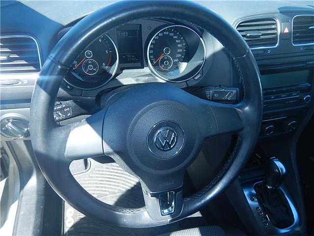 2011 Volkswagen Golf 2.0 TDI Comfortline (Stk: VW0706) in Surrey - Image 7 of 20