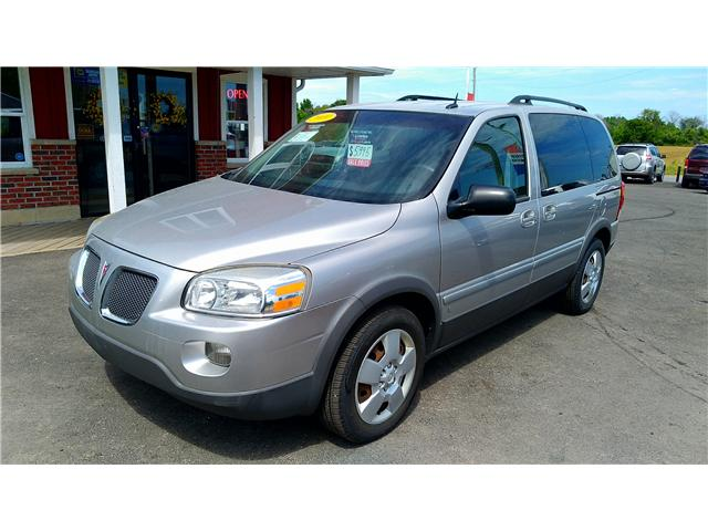 2009 Pontiac Montana SV6 FWD (Stk: ) in Dunnville - Image 1 of 15