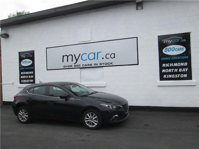 2014 Mazda Mazda3 GS-SKY (Stk: 180898) in North Bay - Image 2 of 12