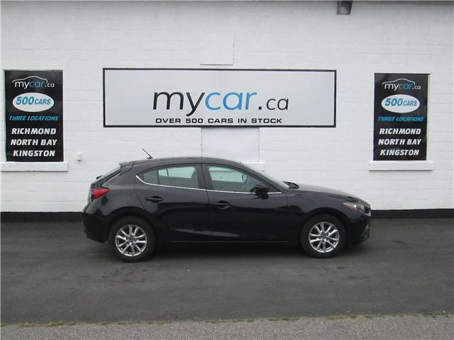 2014 Mazda Mazda3 GS-SKY (Stk: 180898) in North Bay - Image 1 of 12
