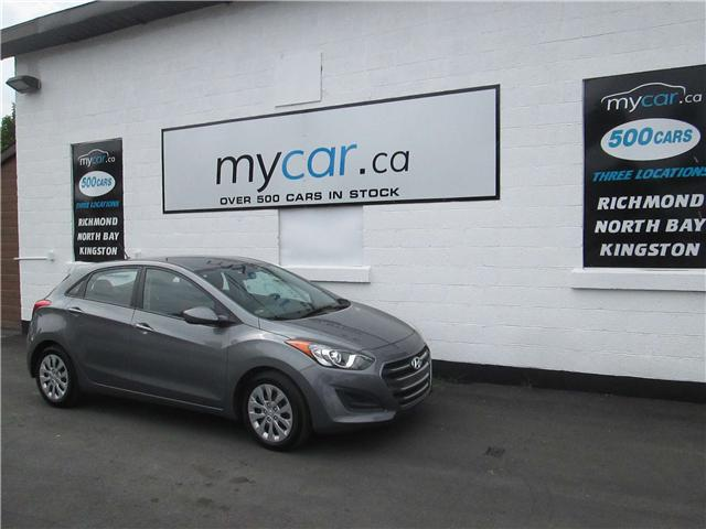 2016 Hyundai Elantra GT L (Stk: 180855) in Richmond - Image 2 of 12