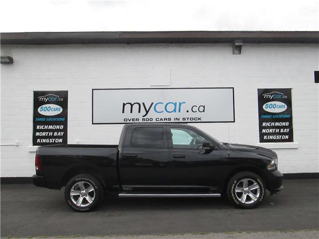 2016 RAM 1500 Sport (Stk: 180927) in Kingston - Image 1 of 12