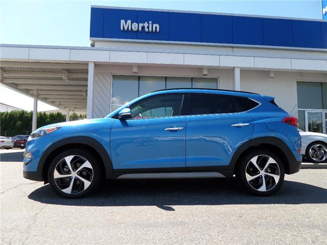 2017 Hyundai Tucson Ultimate (Stk: H89-0598A) in Chilliwack - Image 2 of 13