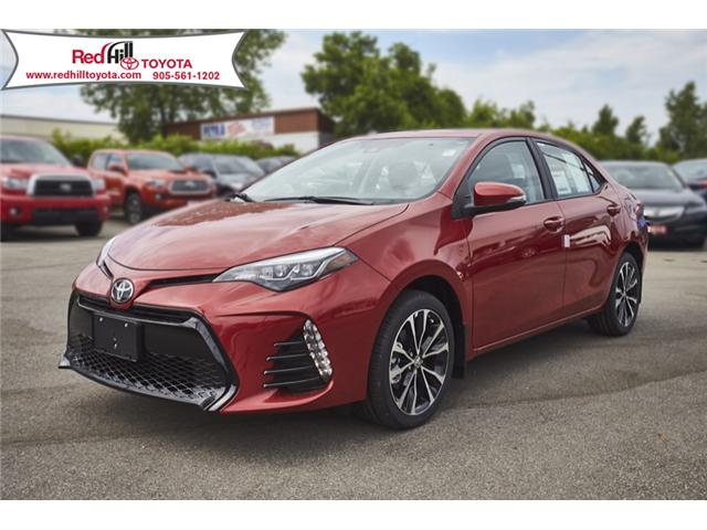 2019 Toyota Corolla SE Upgrade Package (Stk: 19015) in Hamilton - Image 1 of 17