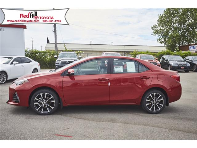 2019 Toyota Corolla SE Upgrade Package (Stk: 19015) in Hamilton - Image 2 of 17