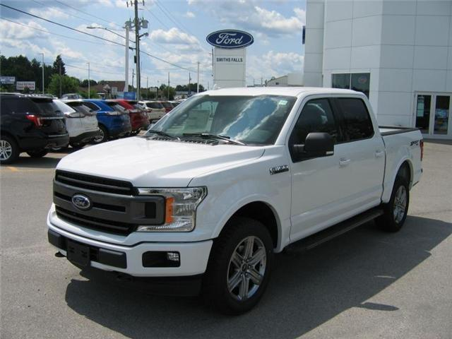 2018 Ford F-150 XLT (Stk: 18434) in Smiths Falls - Image 1 of 12