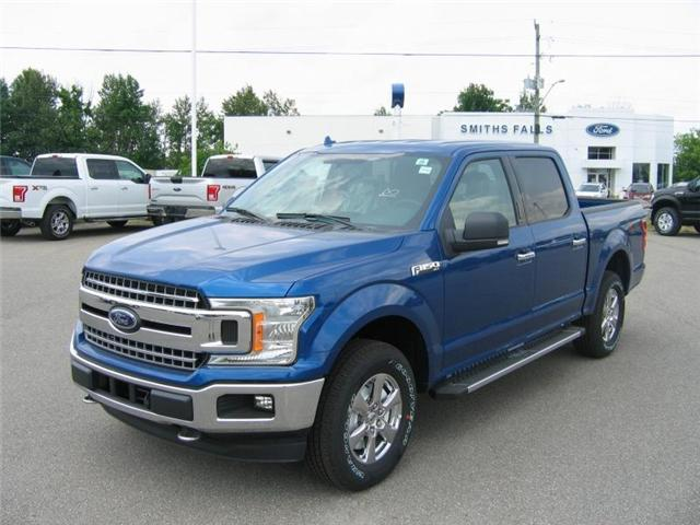 2018 Ford F-150  (Stk: 18447) in Smiths Falls - Image 1 of 12