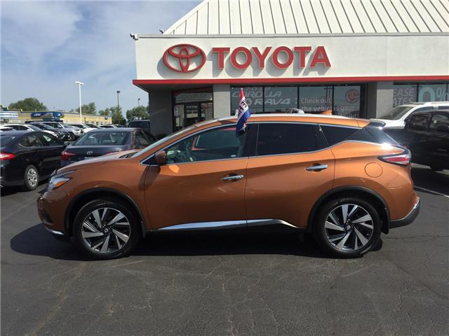 2017 Nissan Murano  (Stk: 1804482) in Cambridge - Image 1 of 13