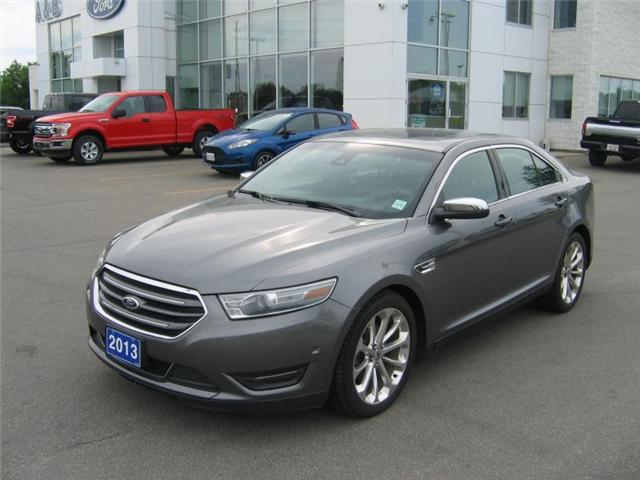 2013 Ford Taurus Limited (Stk: 18379A) in Perth - Image 1 of 12