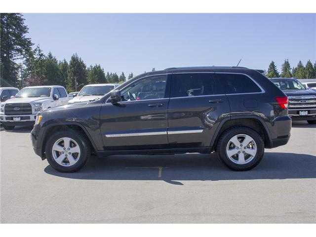 2011 Jeep Grand Cherokee Laredo (Stk: 8EX4150A) in Surrey - Image 4 of 27