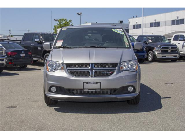2017 Dodge Grand Caravan Crew (Stk: EE891260) in Surrey - Image 2 of 27