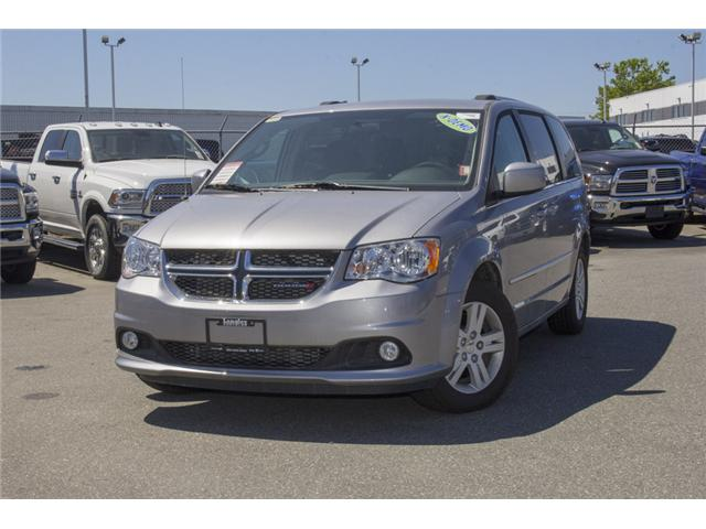 2017 Dodge Grand Caravan Crew (Stk: EE891260) in Surrey - Image 3 of 27