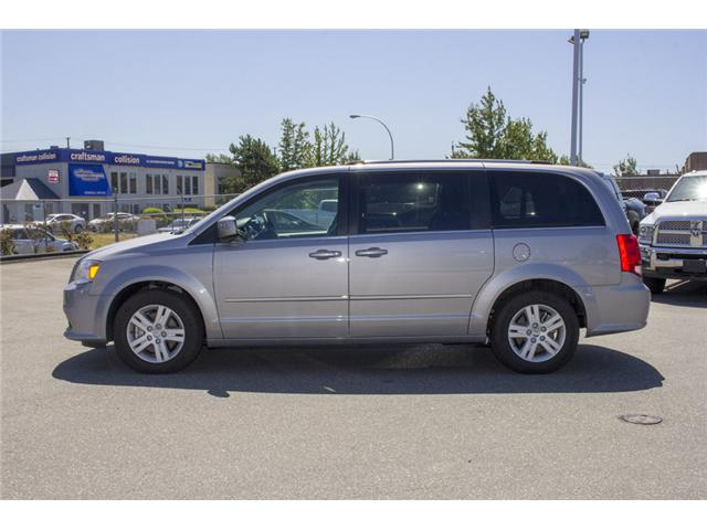 2017 Dodge Grand Caravan Crew (Stk: EE891260) in Surrey - Image 4 of 27