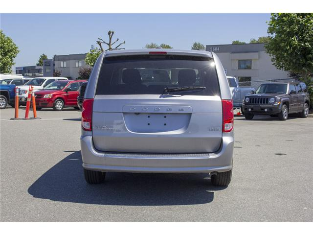2017 Dodge Grand Caravan Crew (Stk: EE891260) in Surrey - Image 6 of 27