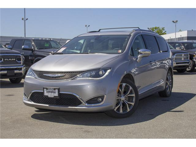 2017 Chrysler Pacifica Limited (Stk: EE891510) in Surrey - Image 3 of 27