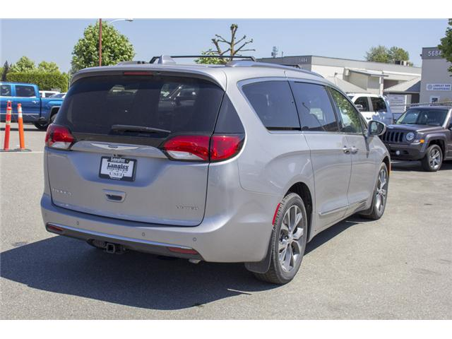 2017 Chrysler Pacifica Limited (Stk: EE891510) in Surrey - Image 7 of 27