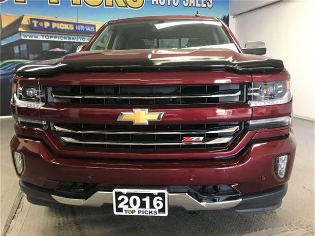 2016 Chevrolet Silverado 1500 LTZ (Stk: 343313) in NORTH BAY - Image 2 of 18