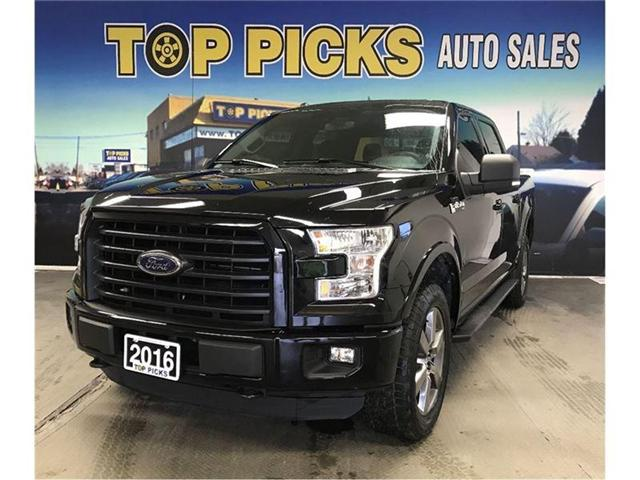 2016 Ford F-150 XLT (Stk: 05985) in NORTH BAY - Image 1 of 18