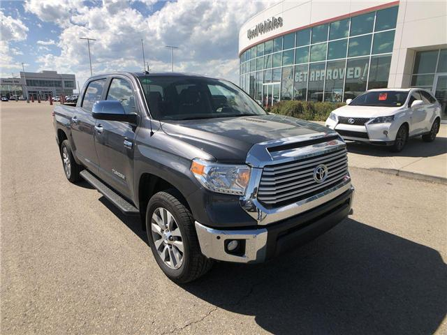 2017 Toyota Tundra Limited 5.7L V8 (Stk: 2801550A) in Calgary - Image 2 of 16