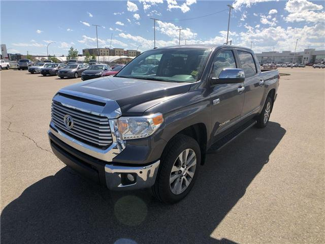 2017 Toyota Tundra Limited 5.7L V8 (Stk: 2801550A) in Calgary - Image 4 of 16