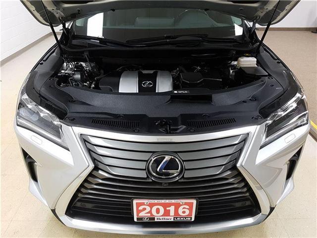 2016 Lexus RX 350 Base (Stk: 187189) in Kitchener - Image 22 of 23