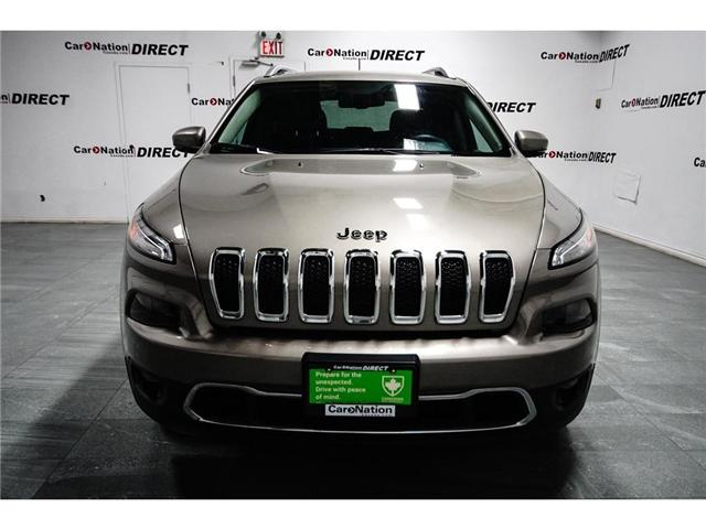 2017 Jeep Cherokee Limited (Stk: CN5028) in Burlington - Image 2 of 30