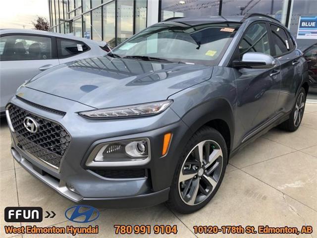 2018 Hyundai Kona 1.6T Ultimate (Stk: KN84164) in Edmonton - Image 1 of 1