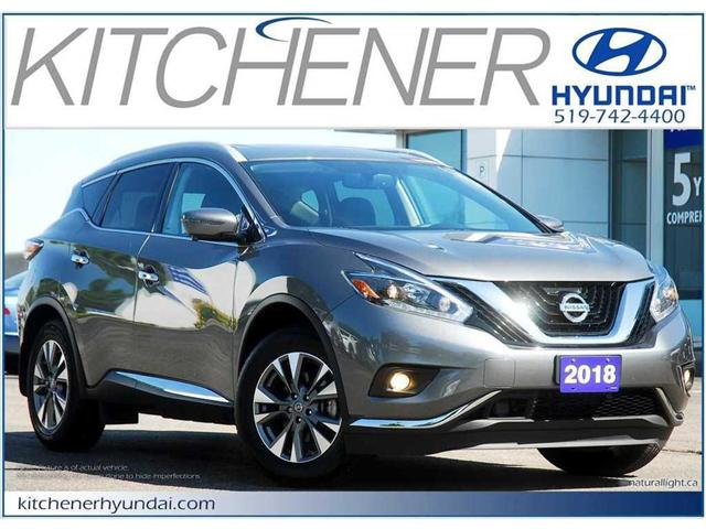 2018 Nissan Murano SL (Stk: 57461A) in Kitchener - Image 1 of 15