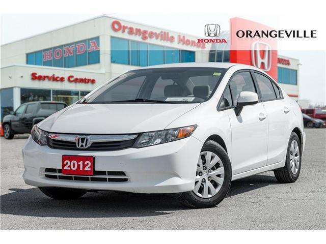 2012 Honda Civic LX (Stk: F18223B) in Orangeville - Image 1 of 19