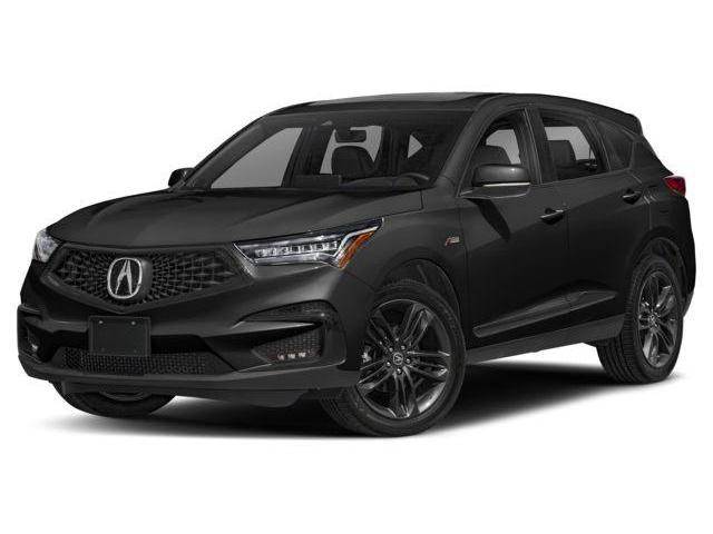 2019 Acura RDX A-Spec (Stk: K801669) in Brampton - Image 1 of 9
