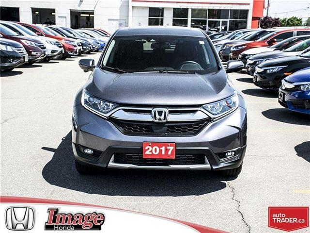 2017 Honda CR-V EX-L (Stk: OE4161) in Hamilton - Image 2 of 18