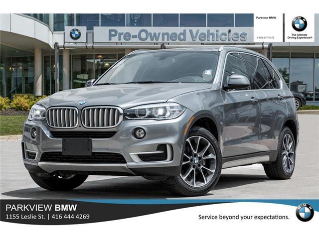 2015 BMW X5 xDrive35i (Stk: 54744A) in Toronto - Image 1 of 21
