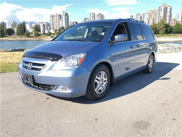 2007 Honda Odyssey Touring (Stk: 8J13461) in Vancouver - Image 2 of 30