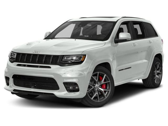 2018 Jeep Grand Cherokee Trackhawk (Stk: 8441) in London - Image 1 of 9