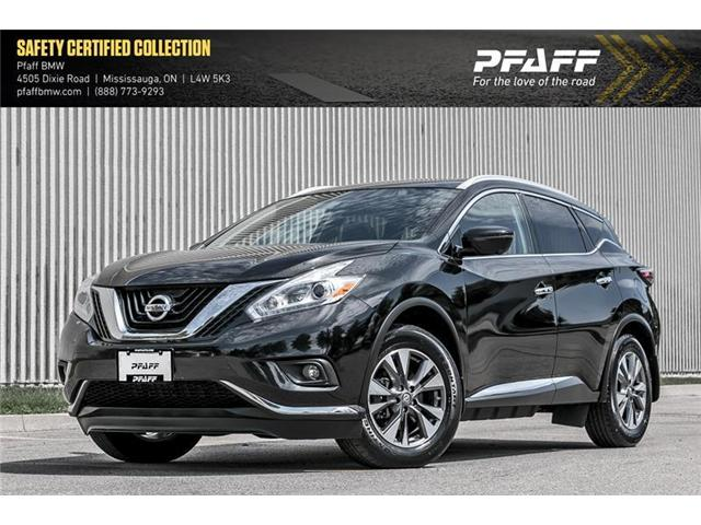 2016 Nissan Murano SL (Stk: 20926A) in Mississauga - Image 1 of 22