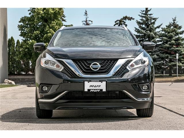 2016 Nissan Murano SL (Stk: 20926A) in Mississauga - Image 2 of 22