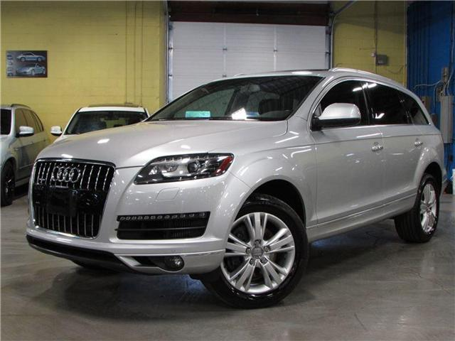 2013 Audi Q7 3.0 TDI Premium (Stk: C5322) in North York - Image 1 of 21