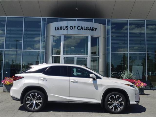 2018 Lexus RX 350 Base (Stk: 180517) in Calgary - Image 1 of 10