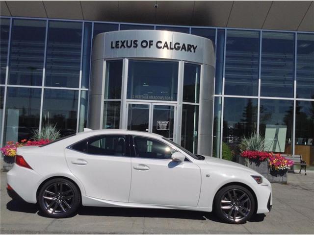2018 Lexus IS 300 Base (Stk: 180226) in Calgary - Image 1 of 10