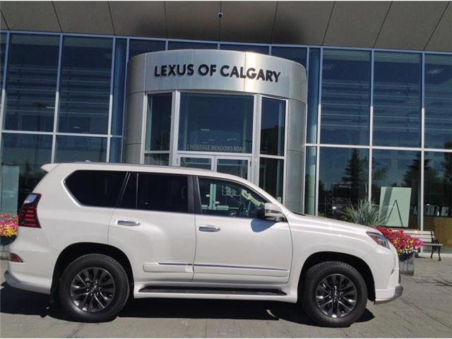 2018 Lexus GX 460 Base (Stk: 180274) in Calgary - Image 1 of 10