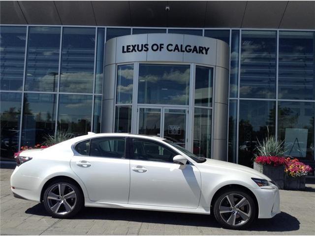 2018 Lexus GS 350 Premium (Stk: 180347) in Calgary - Image 1 of 10