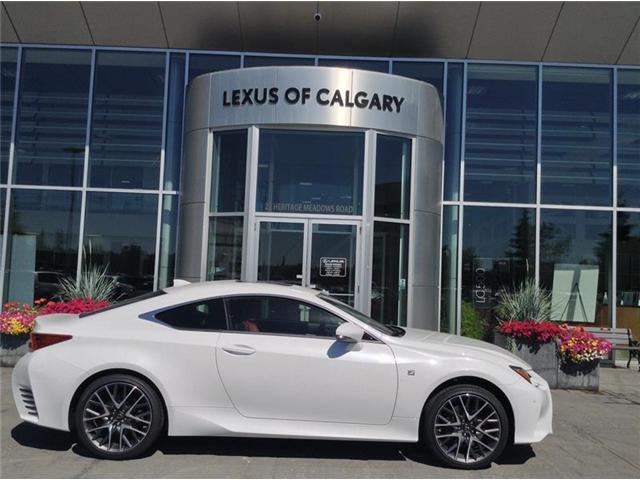 2018 Lexus RC 350 Base (Stk: 180358) in Calgary - Image 1 of 9