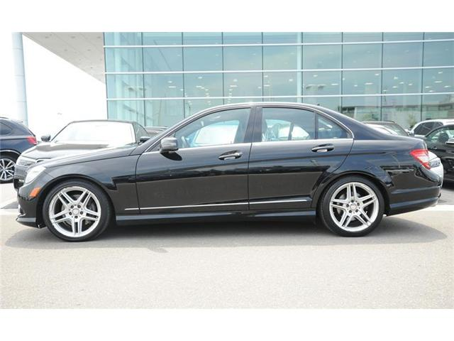 2010 Mercedes-Benz C-Class Base (Stk: 8614573A) in Brampton - Image 2 of 13
