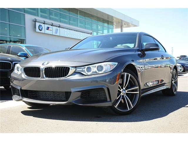 2016 BMW 435i xDrive (Stk: P373491) in Brampton - Image 1 of 14