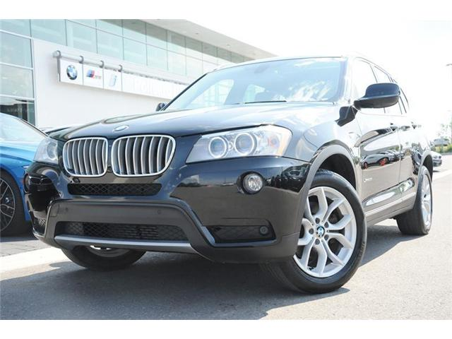 2014 BMW X3 xDrive28i (Stk: PD40516) in Brampton - Image 1 of 13
