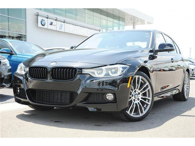 2018 BMW 340i xDrive (Stk: 8576754) in Brampton - Image 1 of 12