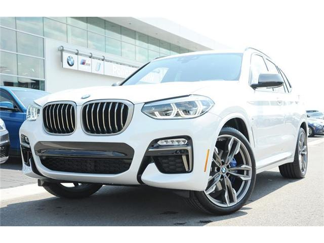 2018 BMW X3 M40i (Stk: 8Z00228) in Brampton - Image 1 of 11
