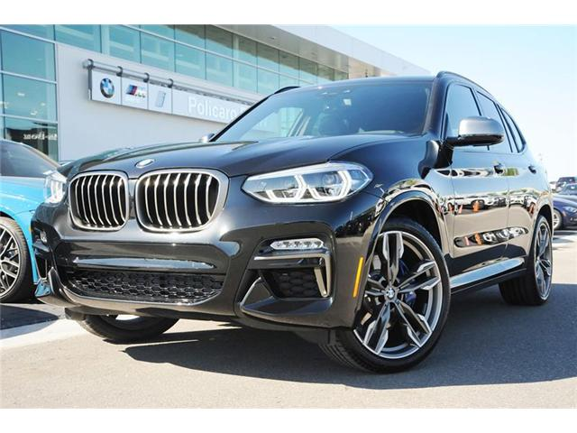 2018 BMW X3 M40i (Stk: 8Z00635) in Brampton - Image 1 of 11