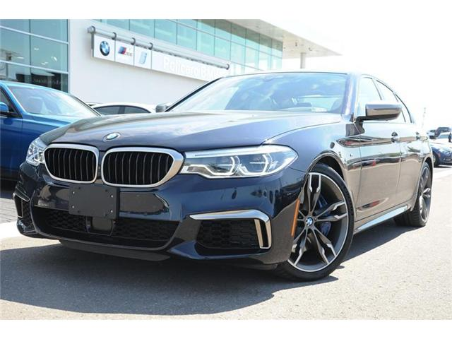 2018 BMW M550 i xDrive (Stk: 8463644) in Brampton - Image 1 of 15