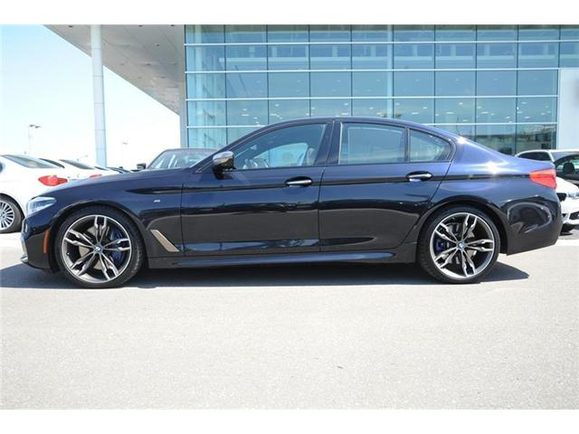 2018 BMW M550 i xDrive (Stk: 8463644) in Brampton - Image 2 of 15